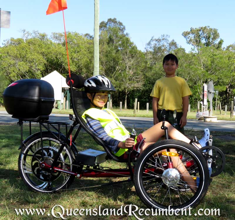 Recumbent Trikes Perfect for Kids
