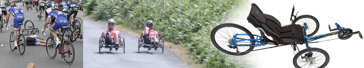 Stability on Recumbent Rides