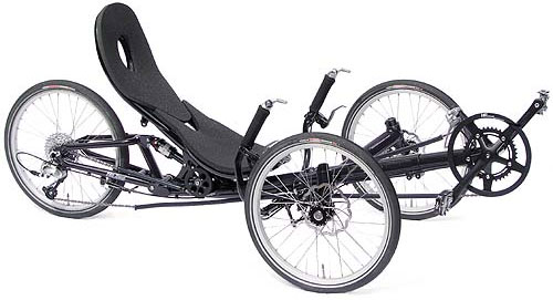 Queensland Recumbent Trike Benefits