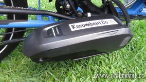 Recumbent Co E-Assist